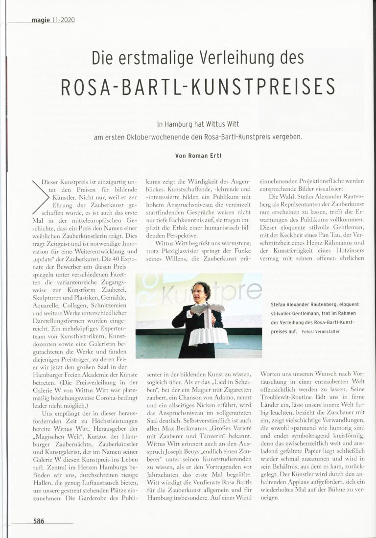 Roman Ertl Oktober 2020 Magie Rosa Bartl Kunstpreis-1 Kopie