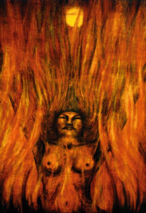 Feuerfrau I