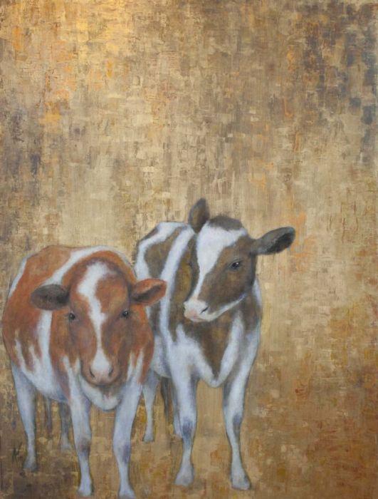Gold Kühe I