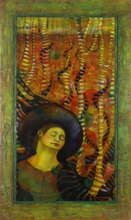 Kleine Medusa – Indigo Dream