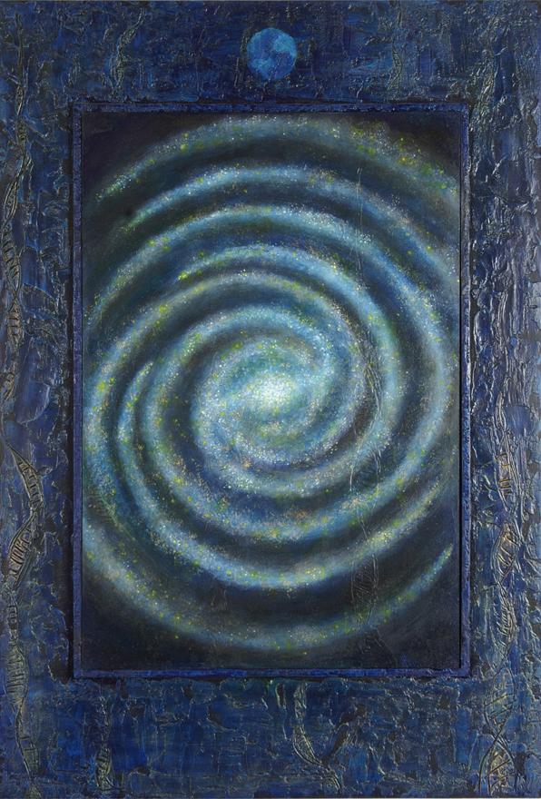 Kosmische Spirale
