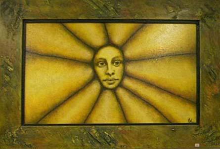 Sonnengesicht
